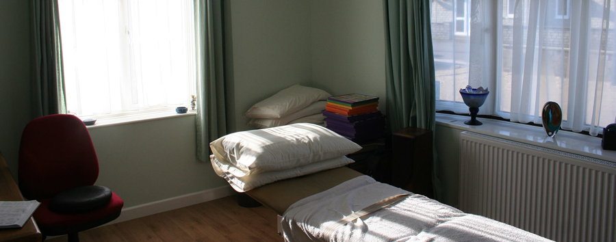 Andrew Knight Osteopath Bed